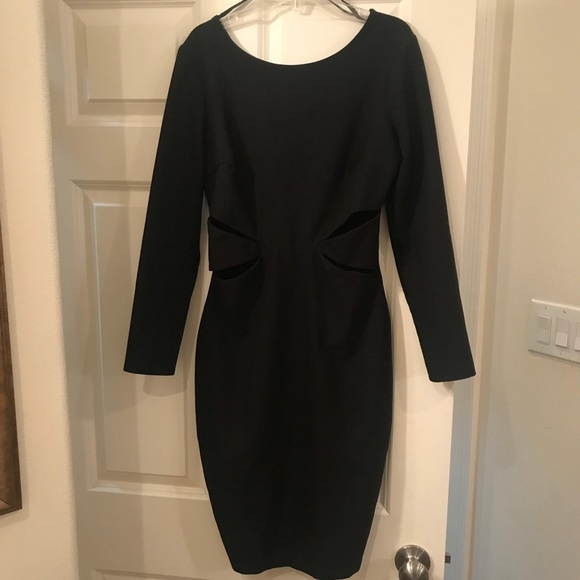 Kardashian Kollection Long Sleeve Cocktail Dresses